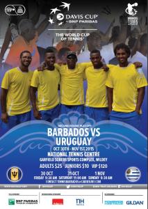 BAR vs URU Oct 2015