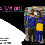 Junior Fed Cup: 8 – 13 February, 2020