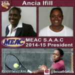 BTA Serve's Up – Ancia Ifill!