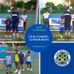 CO WILLIAMS TENNIS10s Green Ball – The Up & Coming